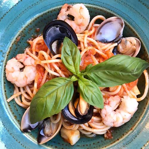Cocina Mediterránea para Grupos